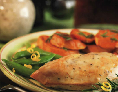 Italian Style Chicken Breasts Recipe Bay Valley Foods