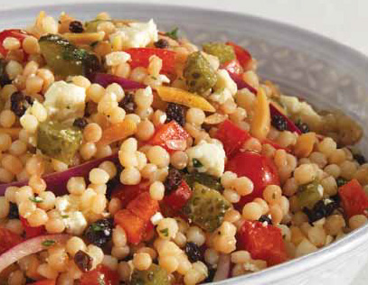 Middle Eastern Couscous Salad
