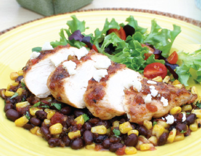 Roasted Chipotle Chicken