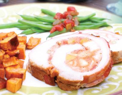 San Antonio Roast Pork