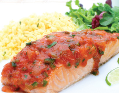 Snappy Salmon