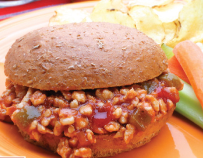 Southwest Sloppy Joes