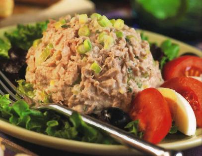 Tuna Salad Caesar