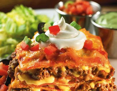 Enchiladas in Casserole